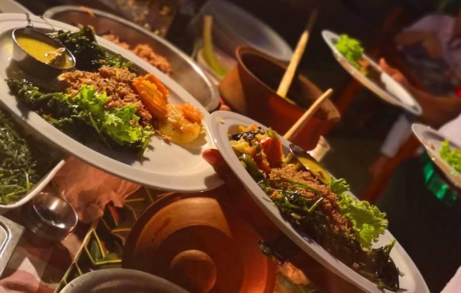 Ayurvedische individuelle Küche