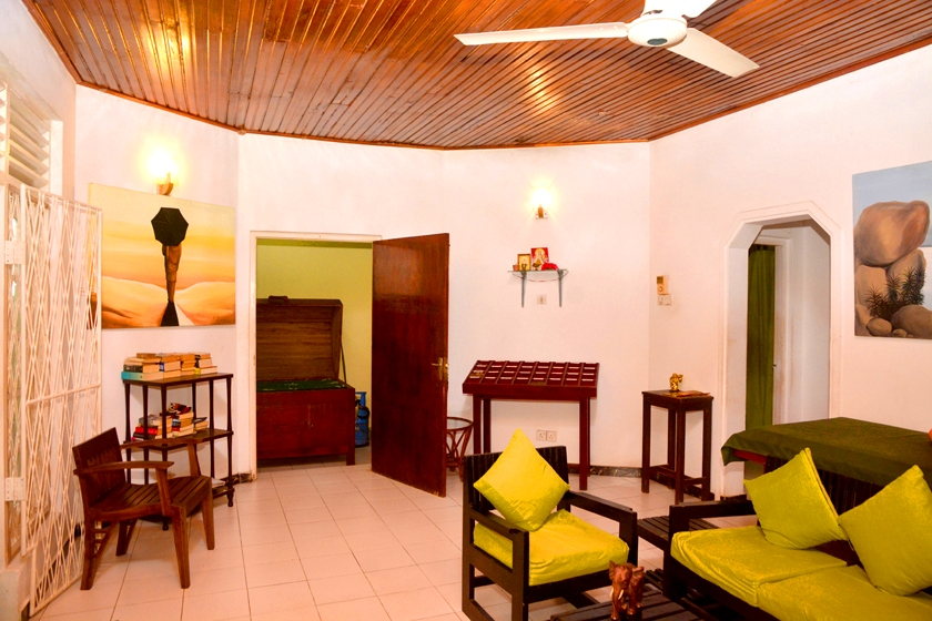 Ayurveda Center mit den Behandlungsräumen