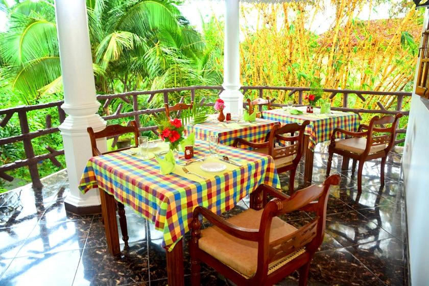 Dinner Balkon