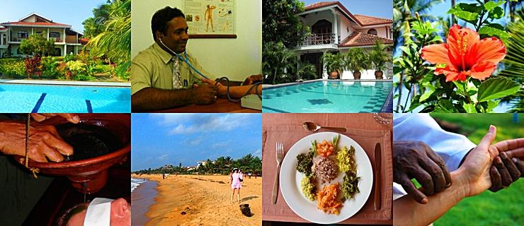 Ayurveda in Sri Lanka bei Dr. Ravindra